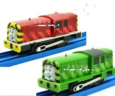 LOOSE FISHER TRACKMASTER THOMAS MOTORIZED BATTERY TRAIN - SALTY HEAD