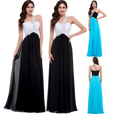 Cheap Long Chiffon Wedding Party Bridesmaid Evening Dress Formal Gown PROM Dress
