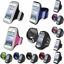 Deluxe Color Running Gym Band Armband Sportband Case Cover For iPhone 5C