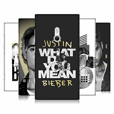 OFFICIAL JUSTIN BIEBER PURPOSE B&W HARD BACK CASE FOR NOKIA PHONES 2
