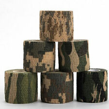 Outdoor Hunting Camo Rifle Wrap Camping Hiking Camouflage Stealth Tape 5 x 4.5cm