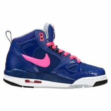Nike Flight 13 Mid Navy Womens Trainers