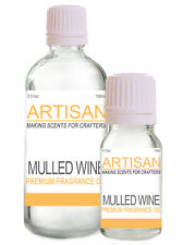 MULLED WINE Artisan Fragrance Oil Cosmetic Grade Burner Diffuser Soap Candle