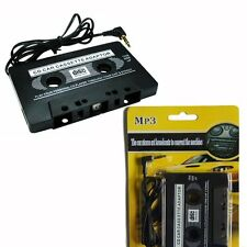 Car AUX Audio Tape Cassette Adapter for Cell Phones 2016 new
