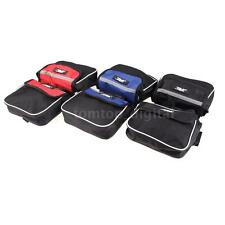 Cycling Bicycle Bike Double Sides Frame Pannier Saddle Front Tube Bag 3 Colors