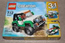 Lego Creator 31037 3 in 1 Adventure Vehicle New in Box 282 pcs