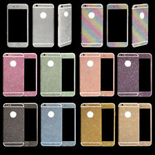 Luxury Bling Glitter Hard Back Film Case Cover for iPhone 6&6s / 6 Plus&6s Plus