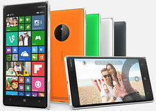 "5"" Nokia Lumia 830 WIFI 3G 16GB Win8.1 10MP Quad Core Unlocked GSM Smartphone"
