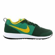 Nike Elite Shinsen Green Yellow Mens Trainers
