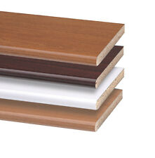Rosewood Laminated Window Board,PolyBoard For Window Cill 2.5m long 22mm thick