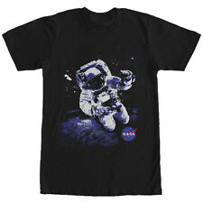 NASA Astronaut Mens Graphic T Shirt