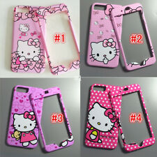 Cartoon Cute pink bow hello kitty Bear fullbody case cover for iphone 7 6S plus