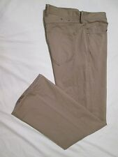 BANANA REPUBLIC  ~ Mens  STRAIGHT FIT  Tan Jeans ~ Sz 33 x 31/32 ~ EXCELLENT