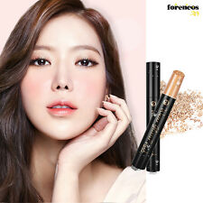 Forencos Eye Shadow with Serum Korean Cosmetics Water Glitter Stick 7Colors 1pcs