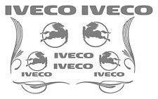 IVECO TRUCK MEGA PACK  STICKER DECALS,IVECO STRALIS,BUS, COACH,RECOVERY TRUCK