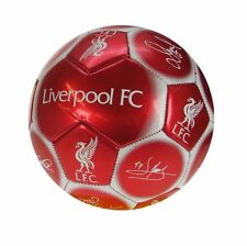Liverpool FC Skill Ball Signature Football Soccer EPL Size 1
