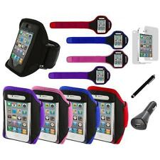 Color Running Sports Gym ArmBand+LCD+Charger+Pen for iPhone 4 4G 4S 3GS 3G