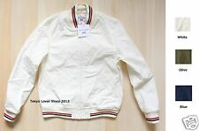 UNIQLO Women Ines de la Fressange Cotton Rib Blouson Jacket from Japan