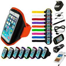 For Apple iPhone 6 (4.7) Gym Sport Running Armband Case Cover 7X Accessories
