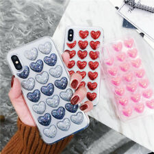 Girly Heart Ornamental Case Ultra Thin Fit Cover for iPhone  5 5s 6 6s Plus SE