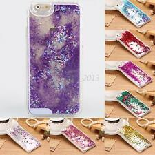 Dynamic Movable Glitter Stars Bling Quicksand Hard Case Cover for iPhone 5 5G 5S