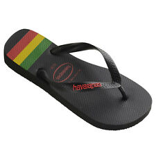 Mens Havaianas Top Stripes Logo Summer Sandals Lightweight Flip Flops US 7-13