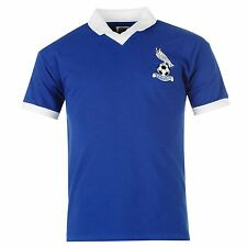 Oldham Athletic FC 1982 Home Jersey Mens Score Draw Royal Football Soccer Club