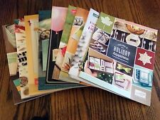 RETIRED Stampin' Up! Catalogs - 2016 HOLIDAY CATALOG JUST ADDED - Choose 1 - NEW