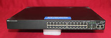 DELL PowerConnect Model 3524P 24 Port Managed Switch