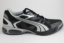 Men's Puma Cell Summanus 18523502 Black Silver Metallic Brand New In Box