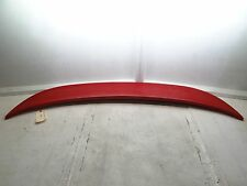 00 01 02 SATURN SC1 SC2 COUPE REAR SPOILER WING RED OEM 21111219