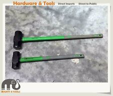 High Quality Sledge Stone Club Hammer Long Handle Option: 6/8/10/12/14/16LB
