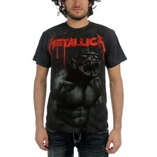 Men's Metallica Jump in the Fire All Over T-Shirt Officially Licensed