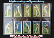 ☆ Player's - Cricketers 1930 (G) ***Pick The Cards You Need***