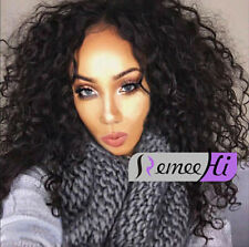 affordable 100% human hair natural curly lace front wig full lace wigs baby hair