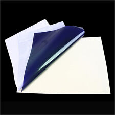 Tracing Sheets Stencil Carbon Thermal Paper Tattoo Spirit Transfer Copier Paper