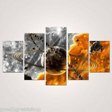 Large Frames picture Universe Solar Canvas Wall Art painting print Photo Poster