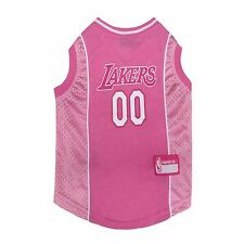 LA Lakers Pink Dog Jersey Officially Licensed NBA Products