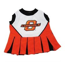 Oklahoma State Cowboys Dog Cheer Leading Outfit Officially Licensed NCAA Product