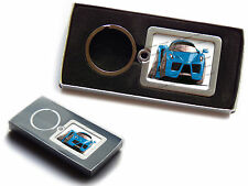 FERRARI ENZO Official Koolart Premium Metal Keyring With Gift Box Any Colour!