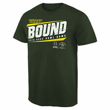 Oregon Ducks Green 2015 College Football Playoff Rose Bowl Bound Skyward T-Shirt