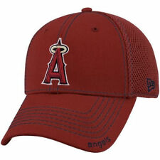 New Era Los Angeles Angels of Anaheim Red Neo 39THIRTY Stretch Fit Hat