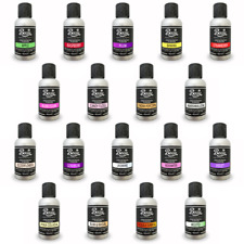 Beau Food Flavourings Concentrated 40ml BAKE STABLE Vanilla Over 60 Flavours