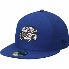 New Era Omaha Storm Chasers Royal Home Authentic Collection 59FIFTY Fitted Hat