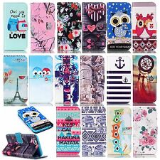 for iphone 6 6s plus 5 5s se 4 4s Pu wallet phone case flip cover card holders