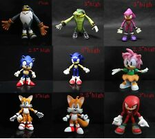 SONIC THE HEDGEHOG VECTOR Espio the Chameleon SUPER SONIC amy Tails KNUCKLES