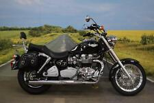 Triumph Bonneville America  ** Running boards, Back rest, Rack **