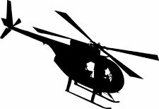Helicopter Vinyl Wall Sticker Boys Bedroom Wall (REF3)