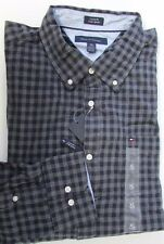 NWT Tommy Hilfiger Button Down Dress Shirt With Pocket  Size XL