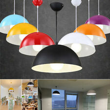 "12"" 30cm Retro Metal Lampshade Ceiling Pendant Light Fitting Lamp Shade Backdrop"